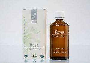 Флорална вода - Роза